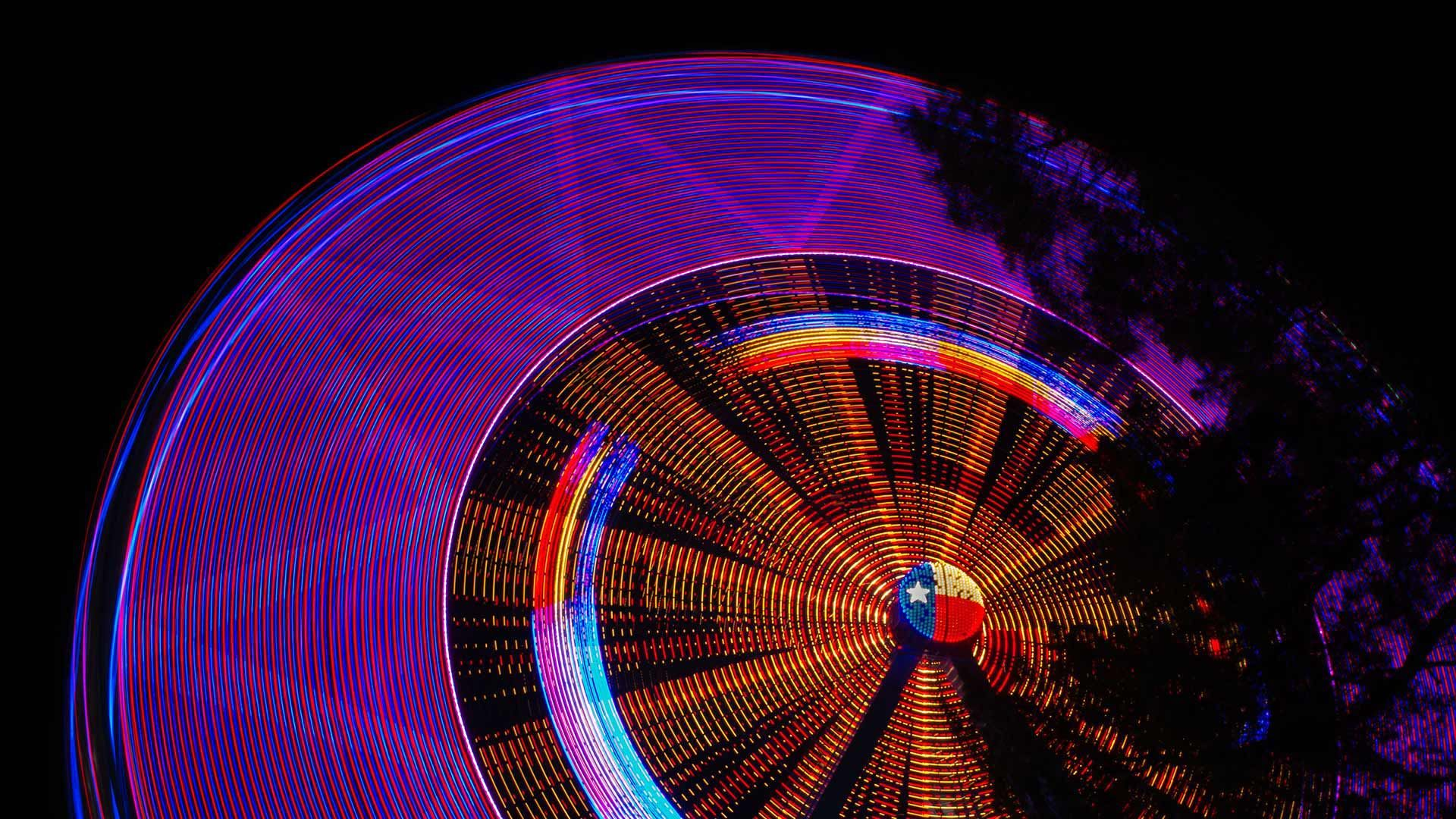 Texas Star, the Ferris wheel at the State Fair of Texas in Dallas