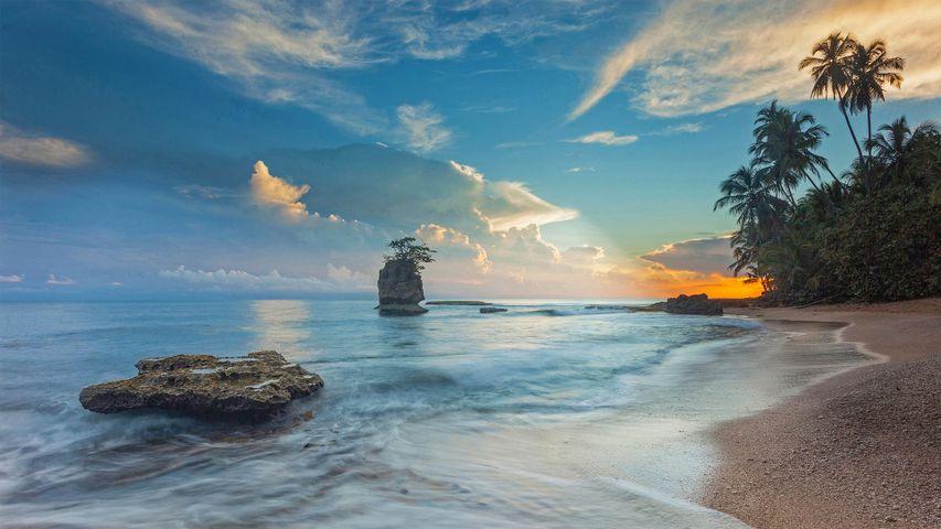 Las playas salvajes de Gandoca