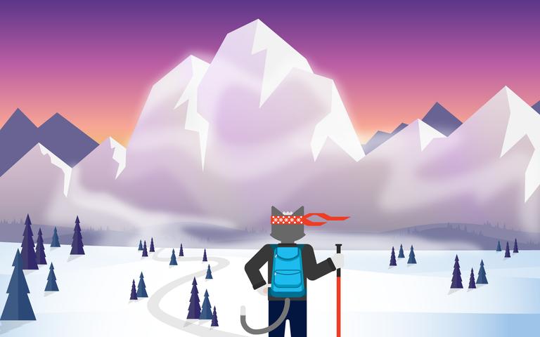 sky cartoon screenshot outdoor creativity art text graphic