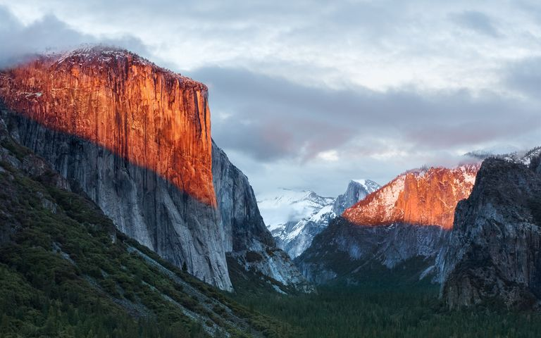 macOS OS X El Capitan Wallpapers