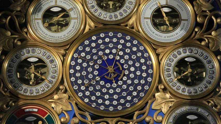 L'horloge astronomique de la Cathédrale Saint-Pierre de Beauvais