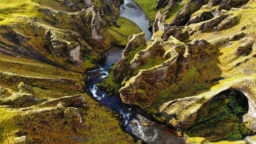 Aerial Iceland PREMIUM 4K Theme for Windows 10