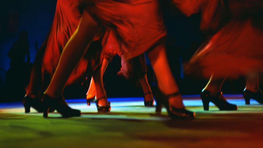 弗拉门戈舞蹈表演,西班牙安达卢西亚