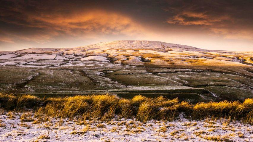 「ヨークシャー・デイルズ国立公園」イギリス