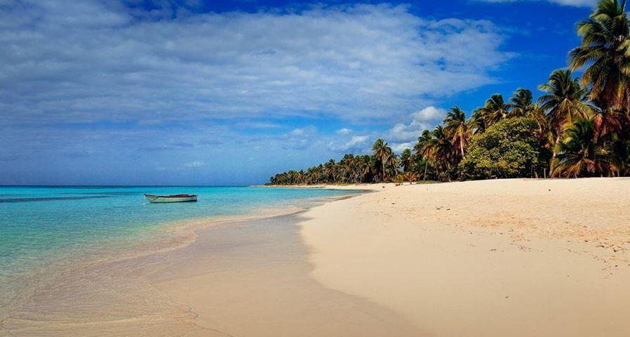 多米尼加共和国的小岛