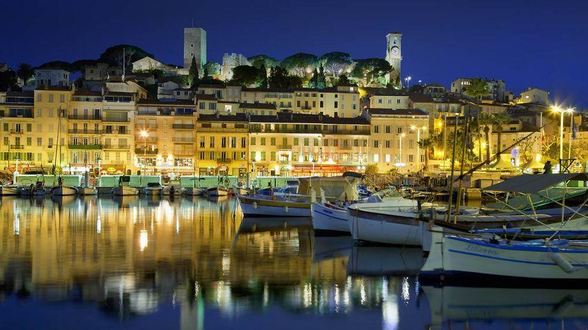 Le Suquet, Old Town of Cannes, Alpes-Maritimes, Provence-Alpes-Côte d'Azur, France