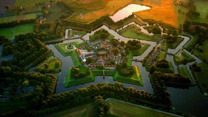Village fortifié de Bourtange, Pays-Bas