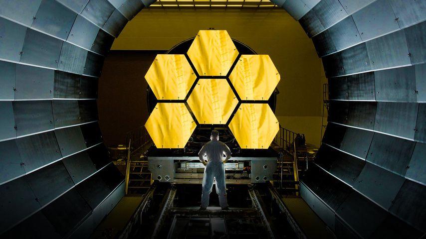 Testing mirror segments for the James Webb Space Telescope