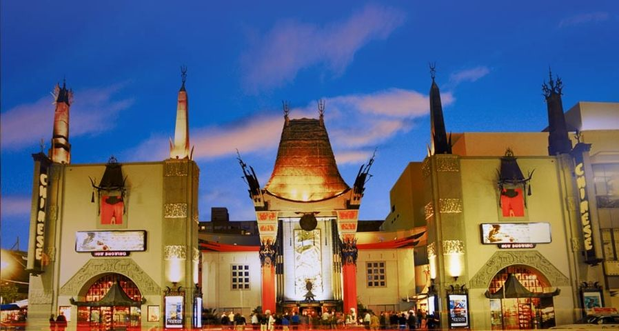 Grauman's Chinese Theater, Los Angeles, CA