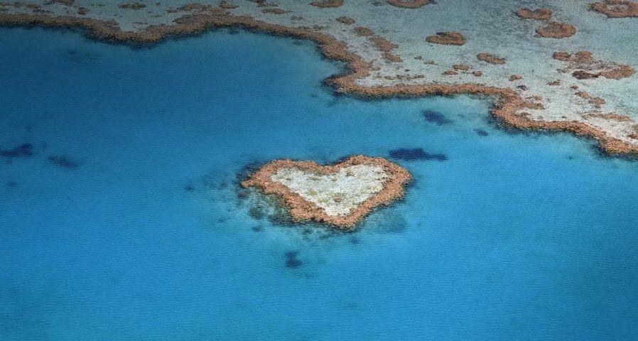 澳大利亚大堡礁的圣灵群岛