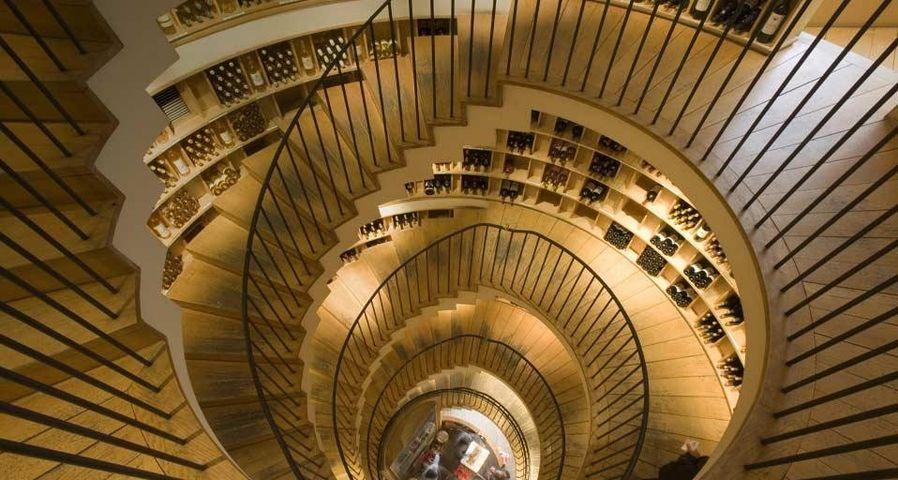 Boutique de L'Intendant de l'Hôtel des Vins à Bordeaux,  département de la Gironde, Aquitaine