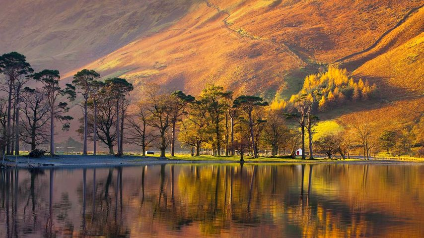 Buttermere, Lake District National Park, England