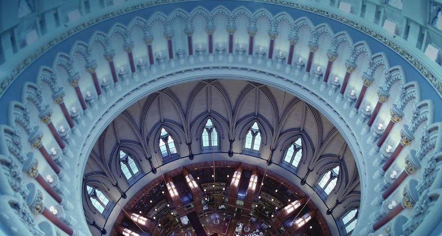 加拿大渥太华国会图书馆