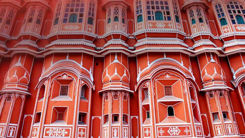 Hawa Mahal in Jaipur, Indien