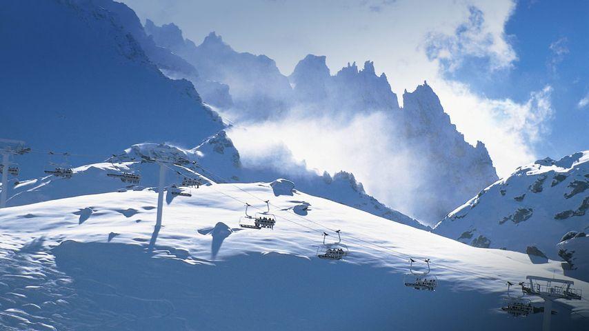 Val Thorens, Savoie, Rhône-Alpes