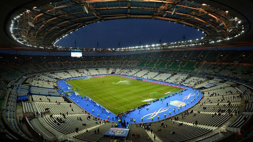 Stade de France, Saint-Denis, Île-de-France, Frankreich