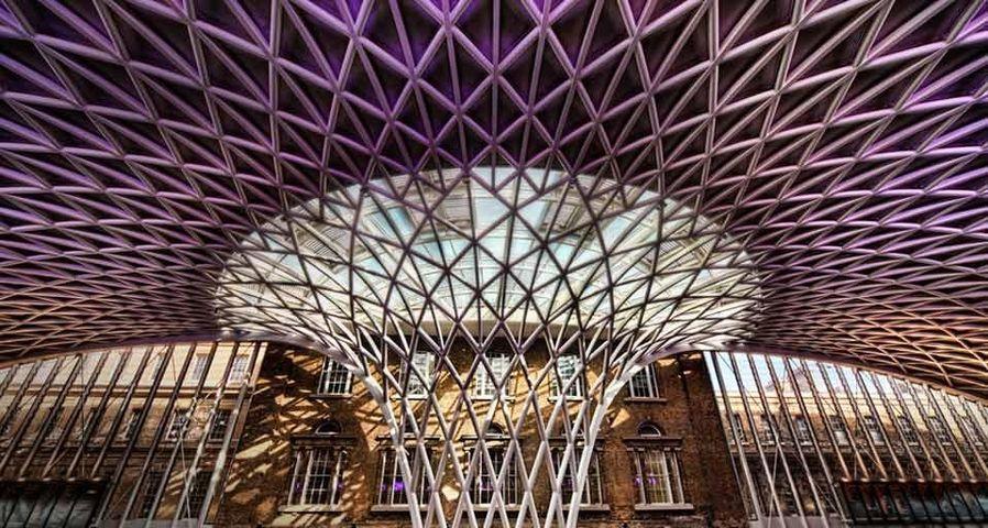 「キングス・クロス駅」イギリス, ロンドン