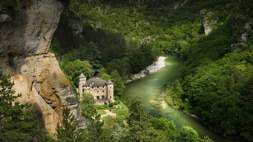 Laval-du-Tarn, Lozère, Languedoc-Roussillon, France