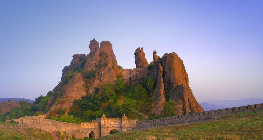 Belogradchik Fortress near Belogradchik, Bulgaria