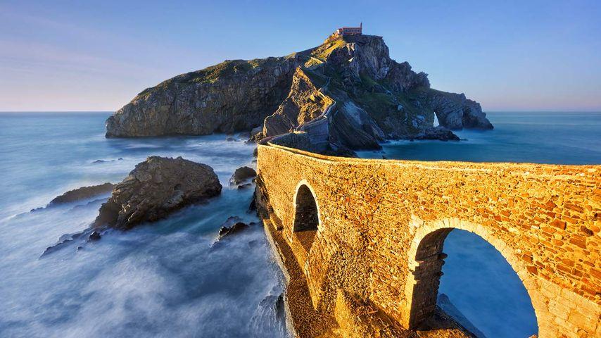 San Juan de Gaztelugatxe, Bermeo, Basque Country, Spain