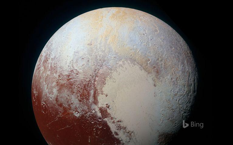 moon sphere planet light