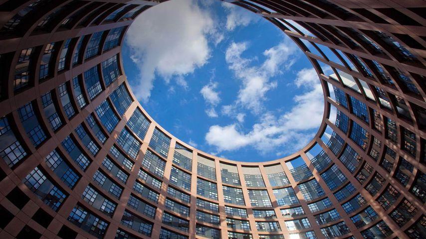 Parlement européen à Strasbourg, Bas-Rhin, Alsace