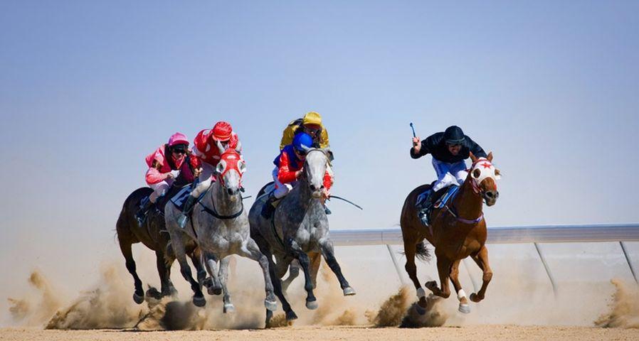 Birdsville races, Birdsville, Queensland, Australia