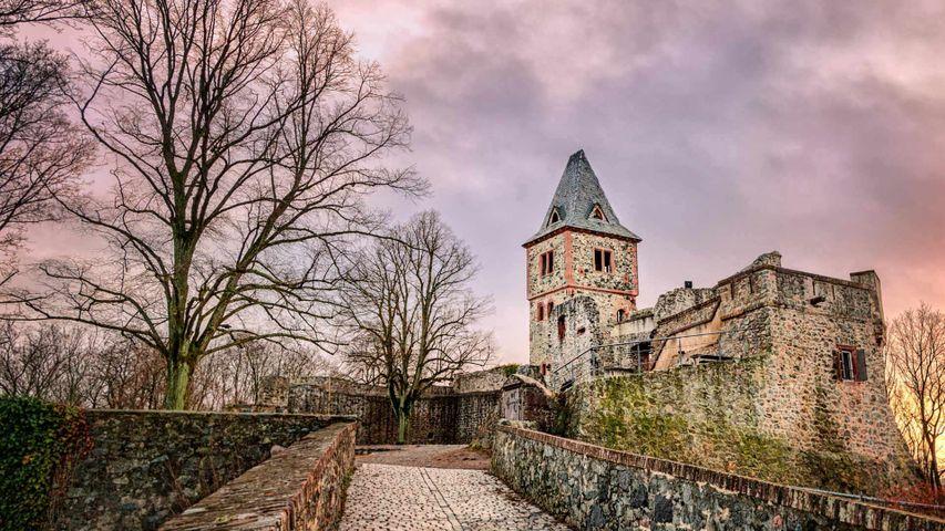 弗兰肯斯坦城堡,德国达姆施塔特