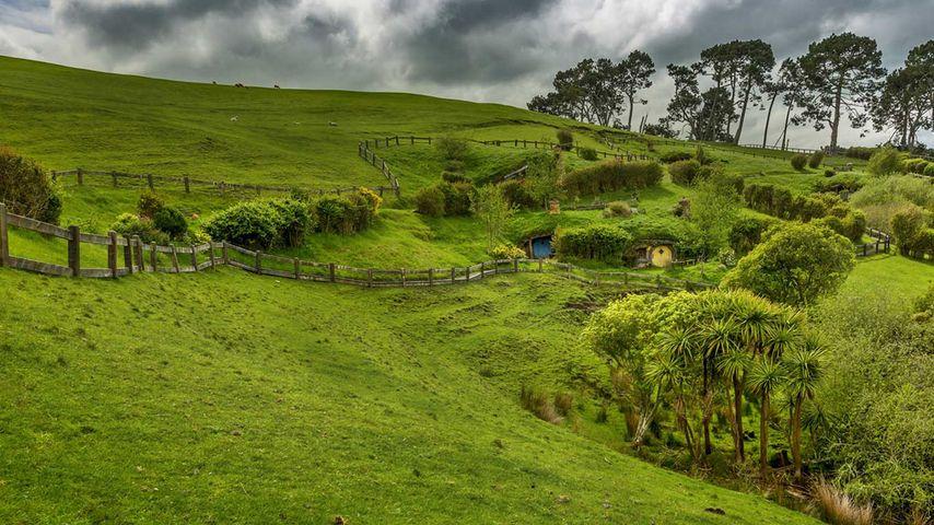 「ホビトン村」ニュージーランド, マタマタ