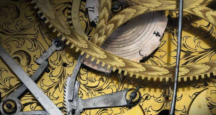 Pedestal astronomical clock, c 1695 - SSPL/Getty Images ©