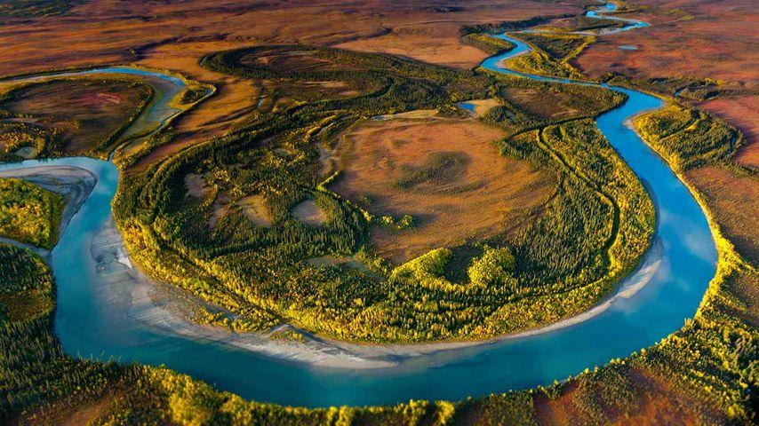 北极之门国家公园和保护区,阿拉斯加州