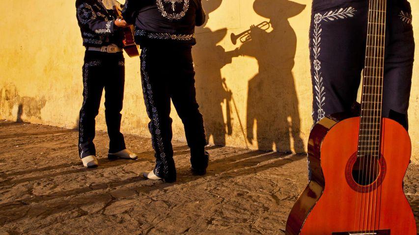 Mariachis, San Miguel de Allende, Guanajuato, Mexique