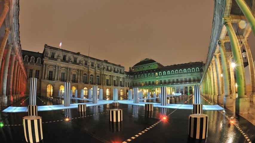 Palais Royal, Paris, Frankreich