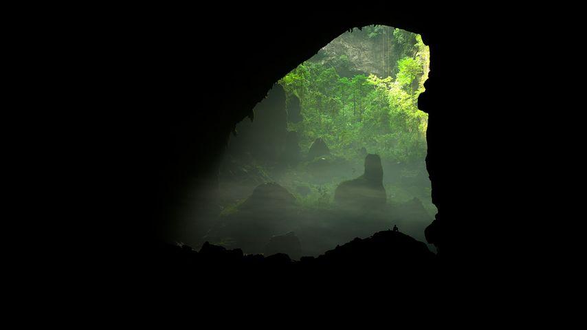 Sơn Đoòng Cave in Phong Nha-Kẻ Bàng National Park, Vietnam