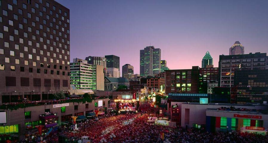 International Jazz Festival of Montreal, Quebec