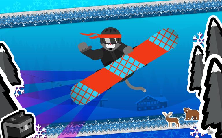 Ninja Cat Holiday Escape Windows 10 Theme