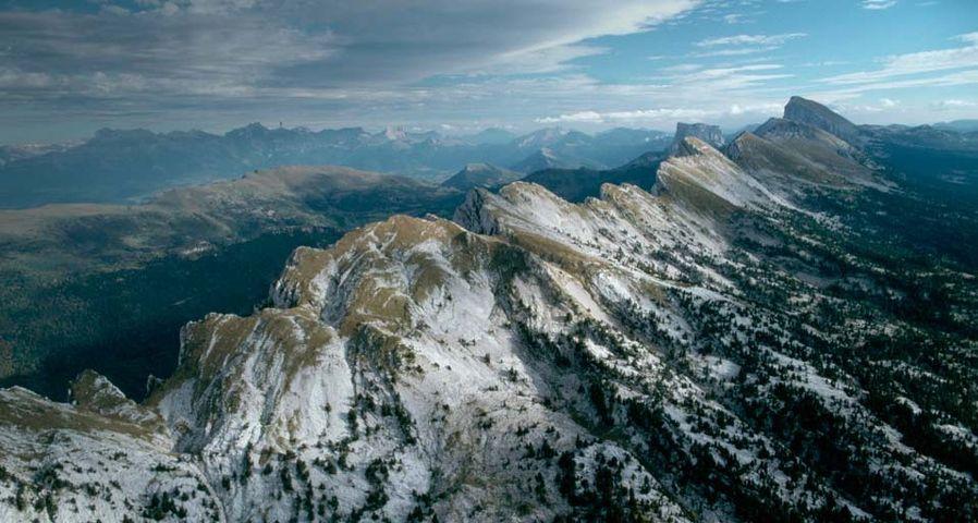 Grand Veymont dans le massif du Vercors, Isère, Rhône-Alpes