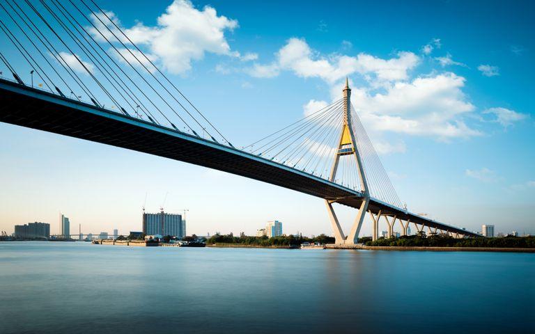 Bridging the Gap Windows 10 Theme