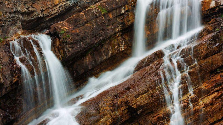 Parc national des Lacs-Waterton, Alberta, Canada