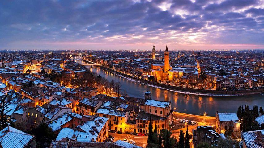 Verona, Italien