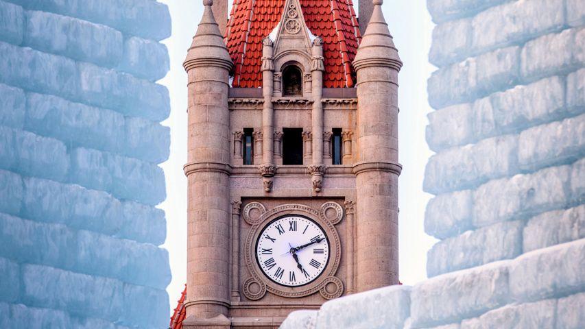 Tour de l'Horloge, Saint Paul, Minnesota, États-Unis