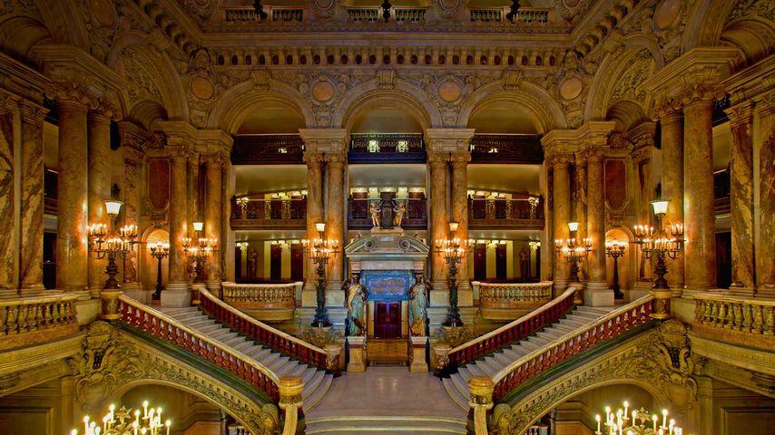 Palais Garnier in Paris, Frankreich