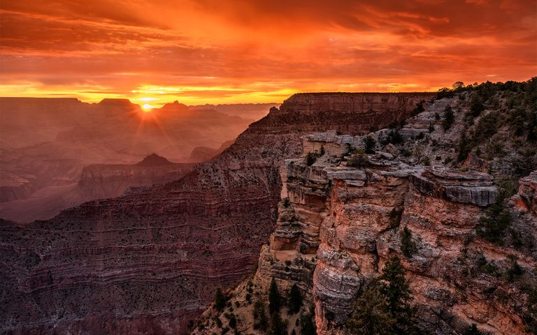 the grand canyon national park