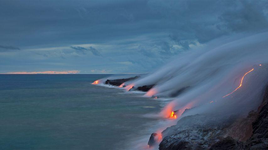 夏威夷火山国家公园,夏威夷