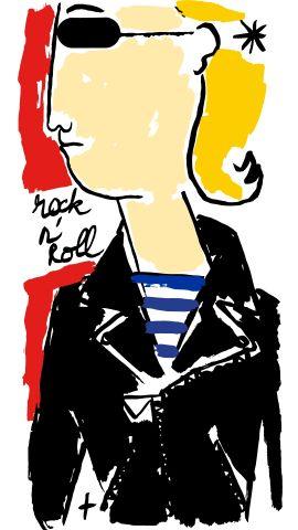 abstract clipart art jazz illustration