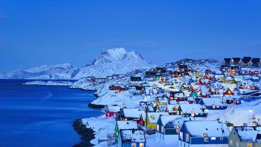 Old Nuuk in Nuuk, Greenland