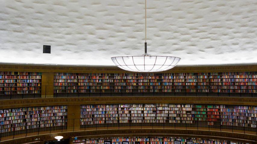 斯德哥尔摩公共图书馆,瑞典斯德哥尔摩