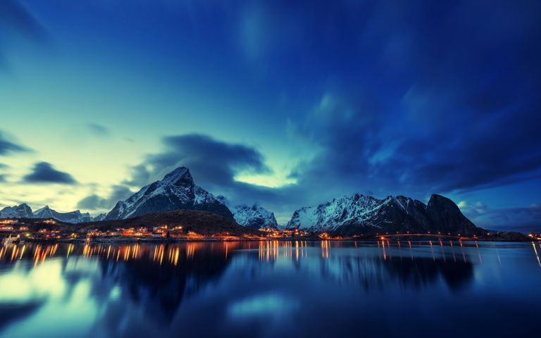Beautiful Norway Windows 10 Theme