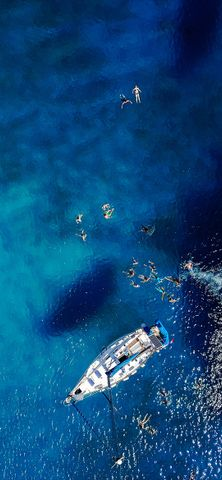 screenshot underwater water reef blue painting map swimming