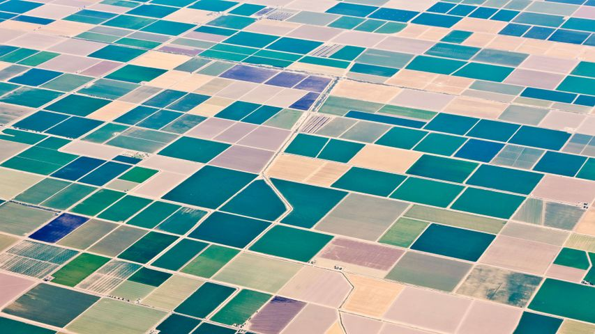 Aerial Farmland PREMIUM 4K Windows 10 Theme